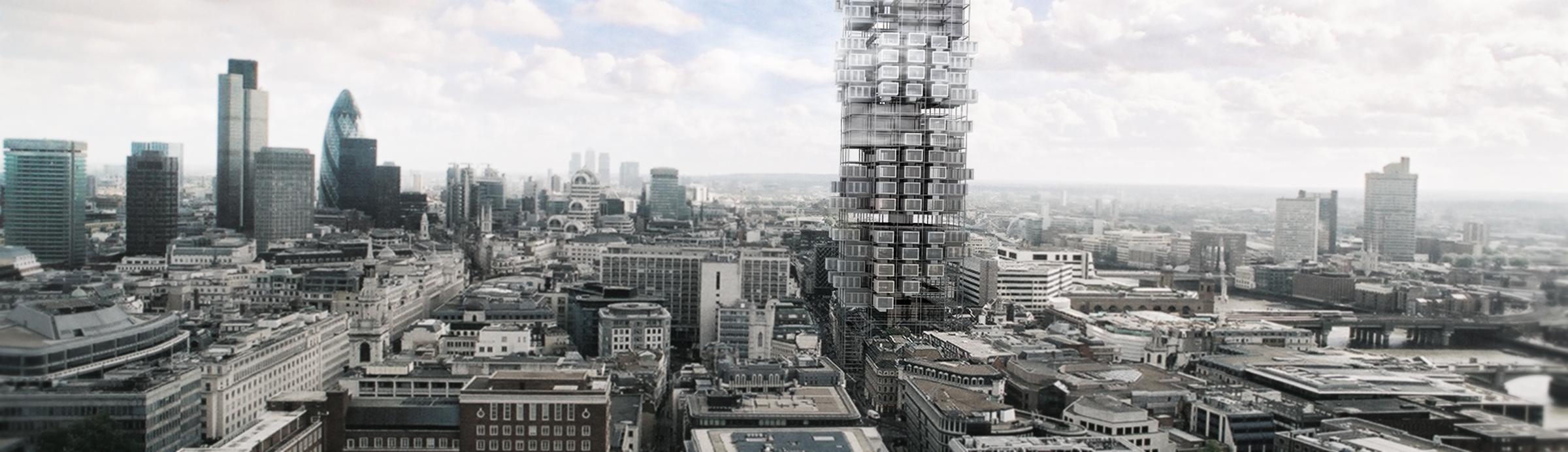 Trochę o teorii – wizja przyszłości architektury