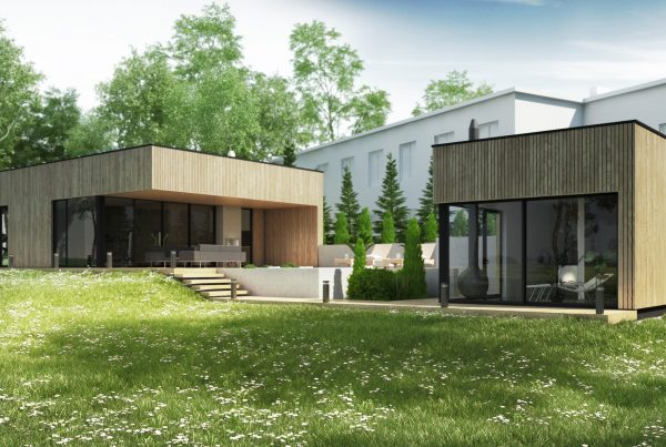 projekt budowlany wykonawczy budynku siłowni wraz z sauną i jacuzzi