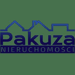 pakuza nieruchomości - projekt logotypu