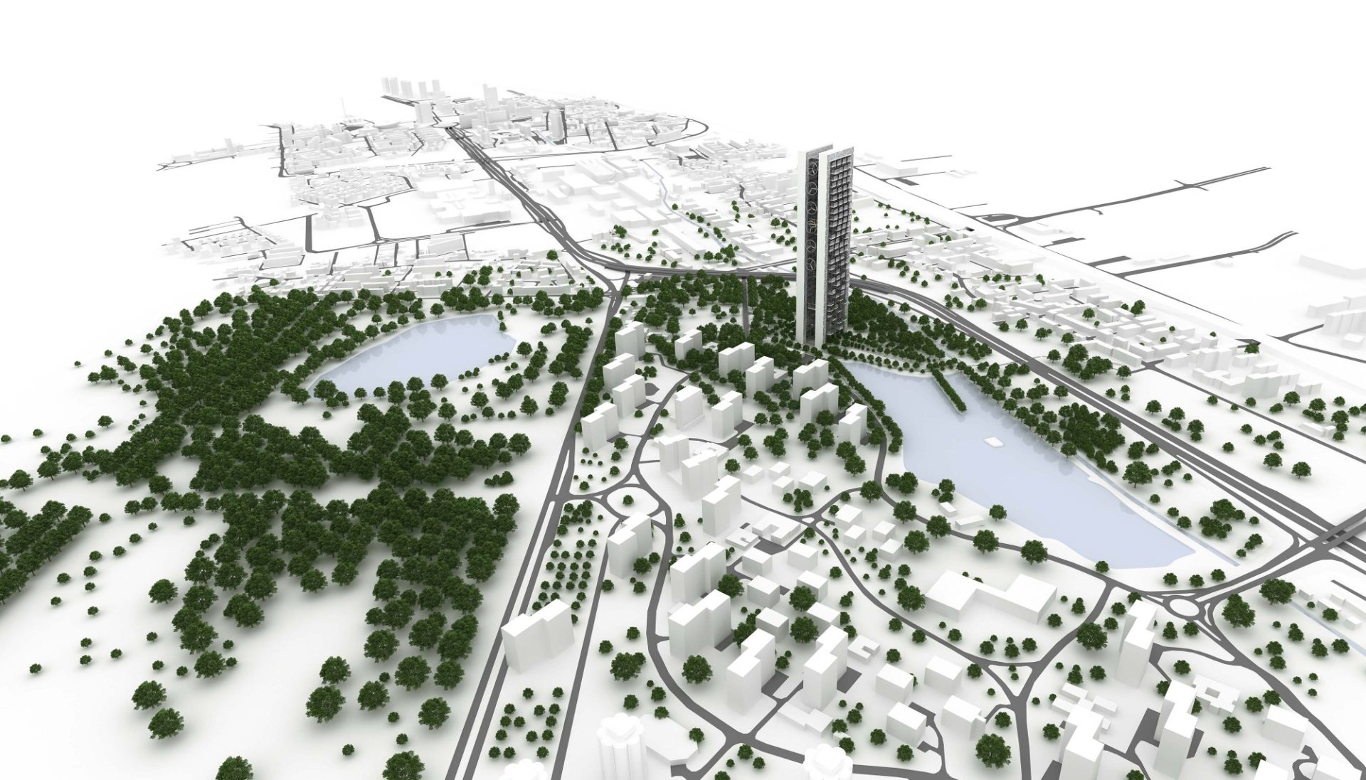 wieżowiec osiedle tysiąclecia Katowice