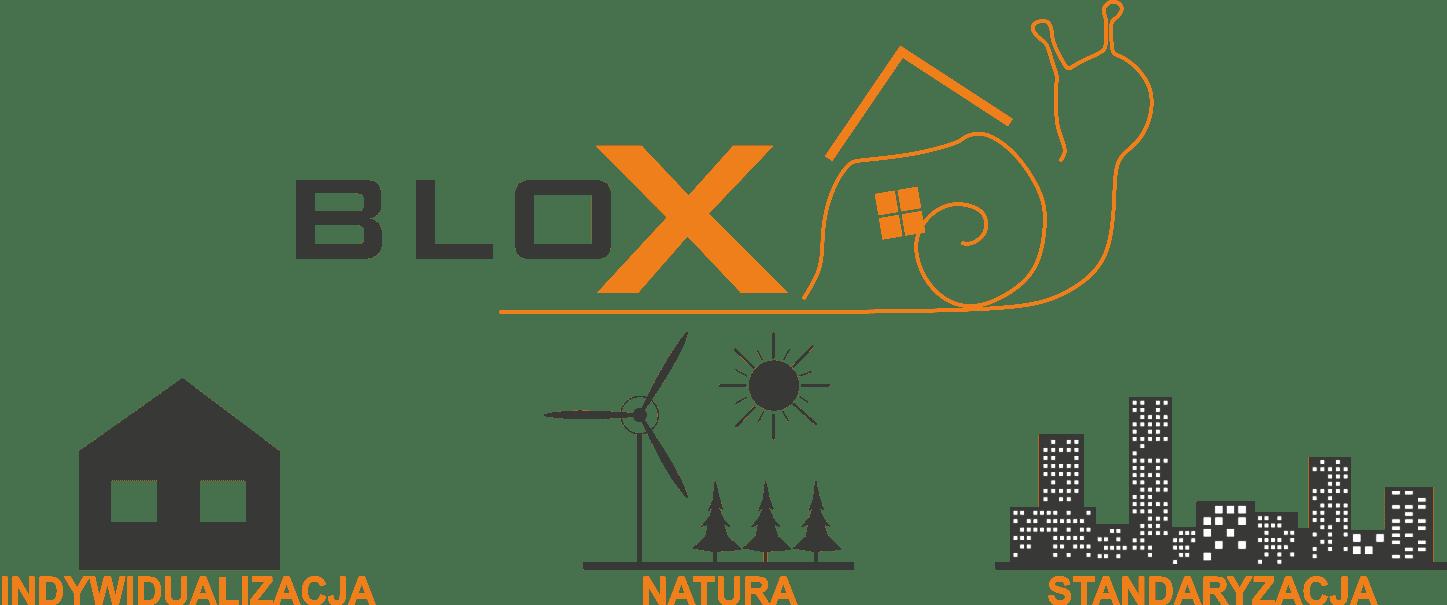 blox projekt dyplomowy Piotr Zabłocki