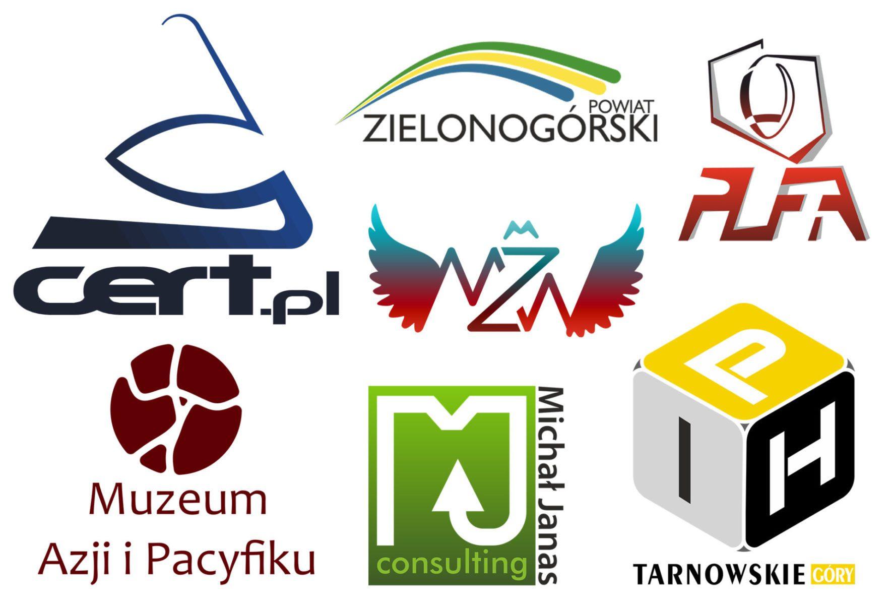 projekt logotypu rese
