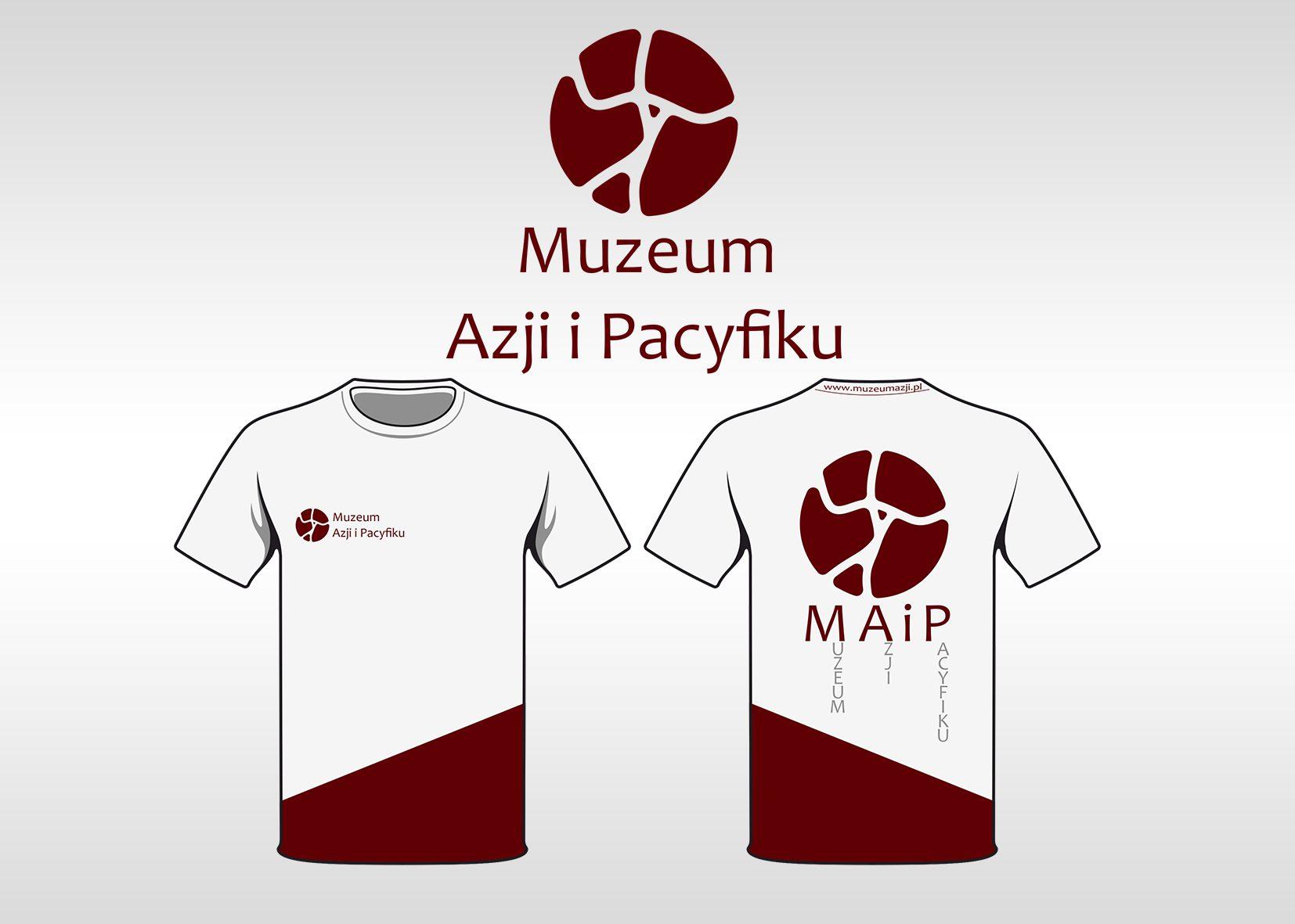 projekt graficzny logo Muzeum
