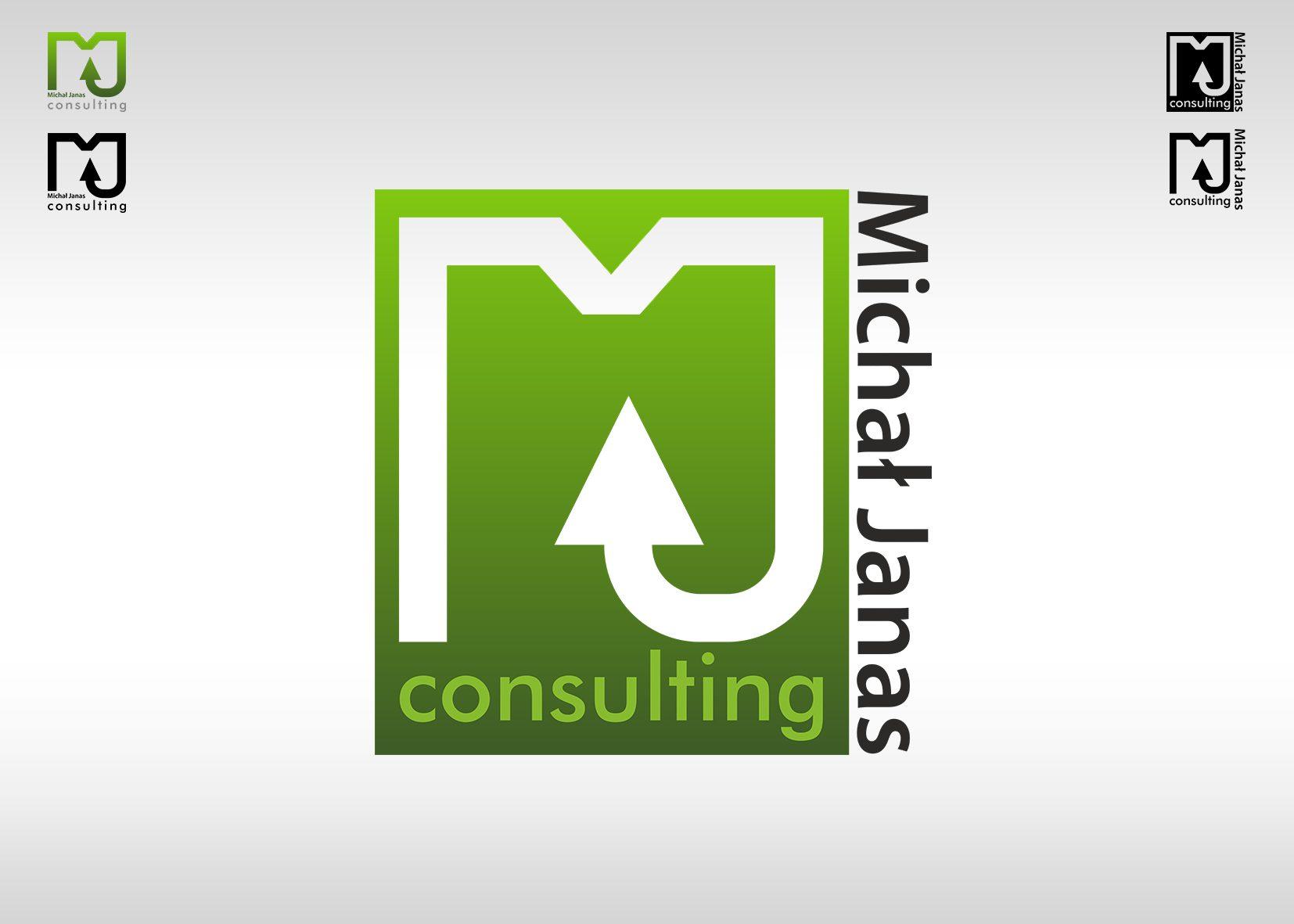 projekt graficzny logo Michał Janas
