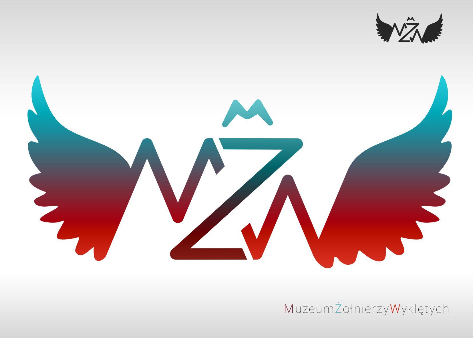 projekt logo Muzemum Żołnierzy Wyklętych