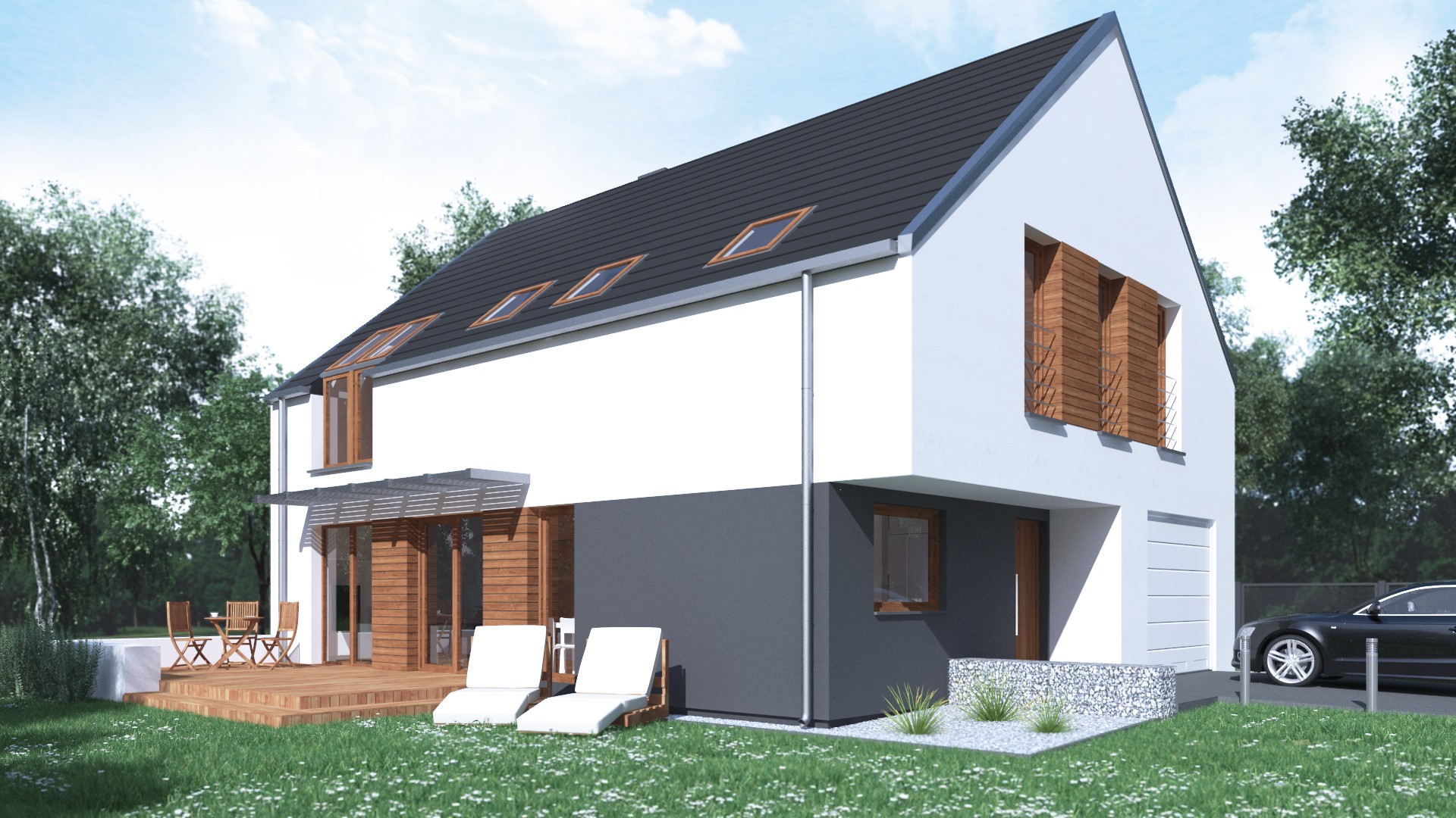 pozwolenie na budowę dom w rudzie śląskiej
