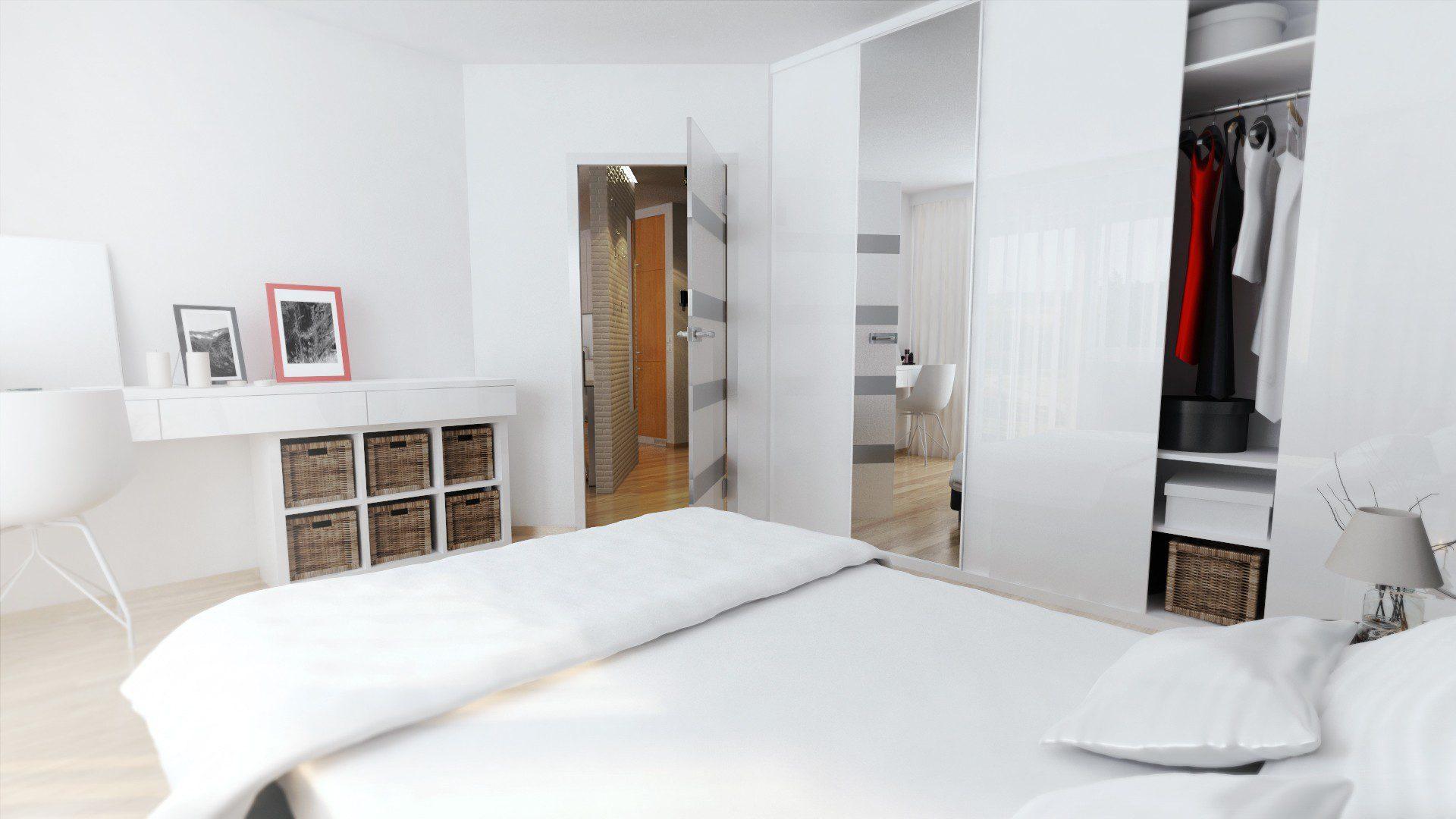 projekt sypialni chorzów osiedle zakątek