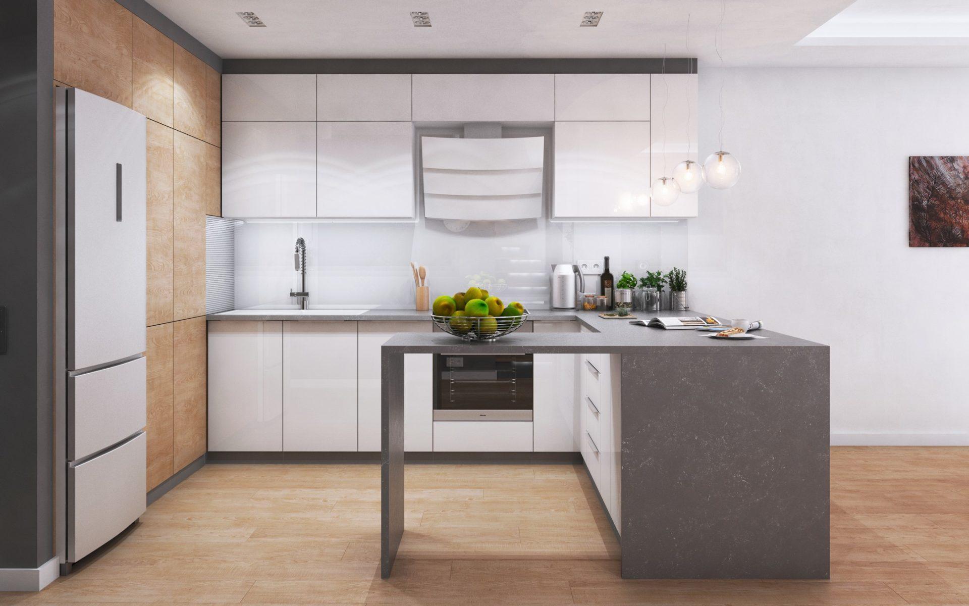 projekt kuchni Śląsk wizualizacje