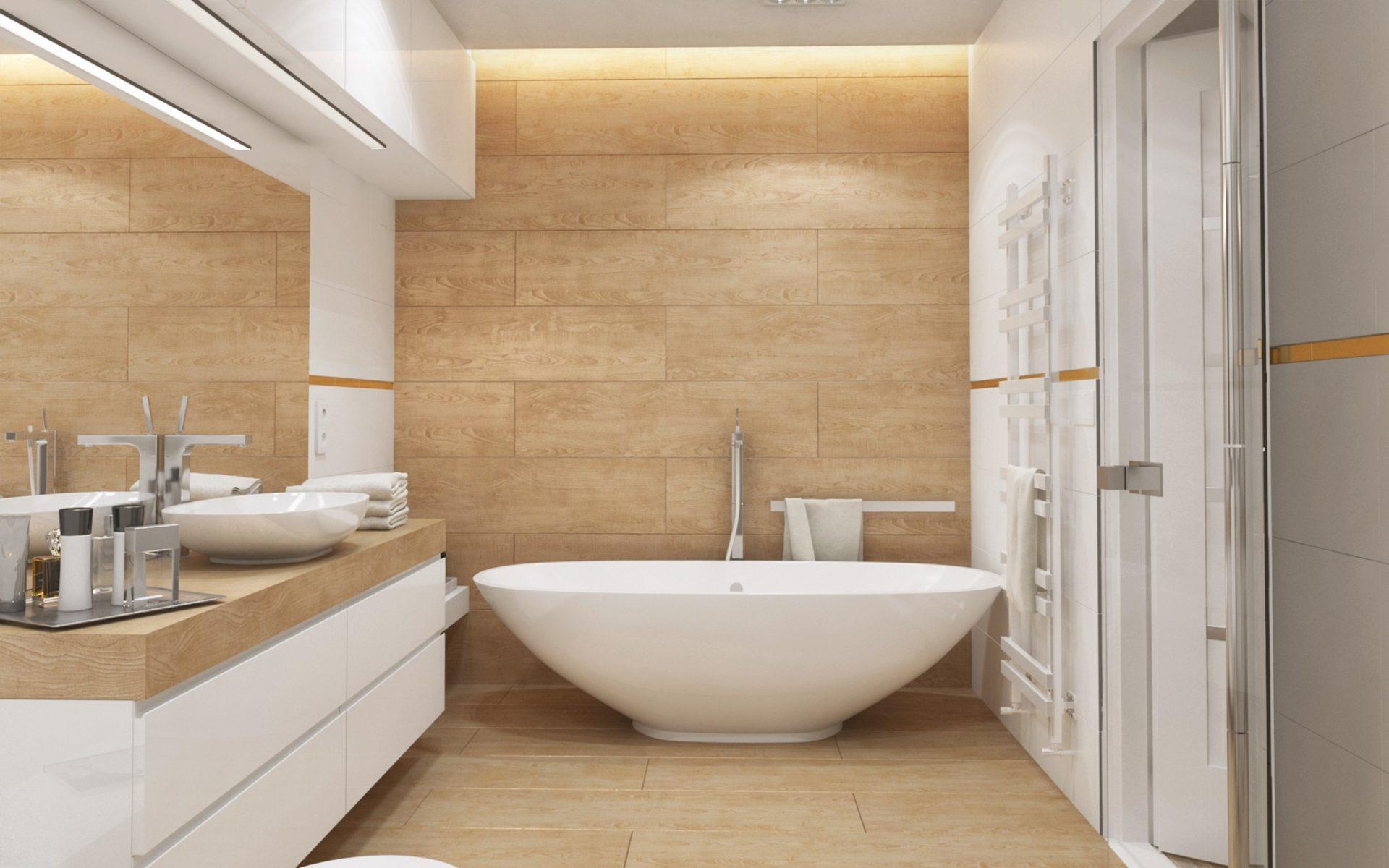 wizualizacja łazienki Śląsk