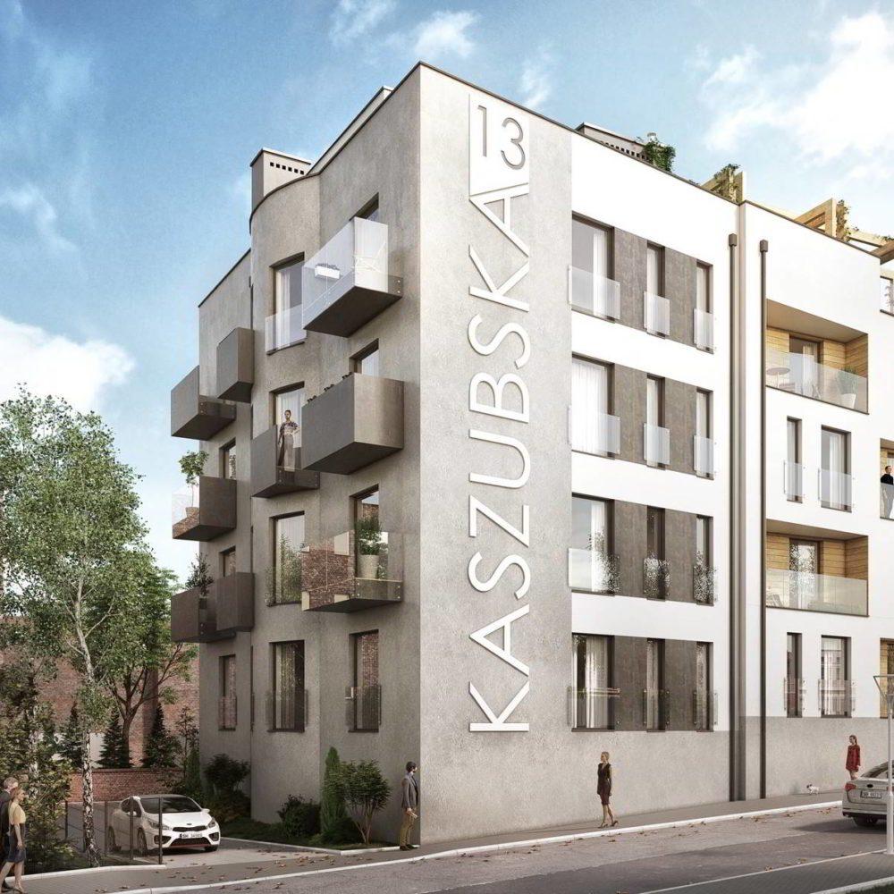 wizualizacja budynku architekt śląsk Chorzów