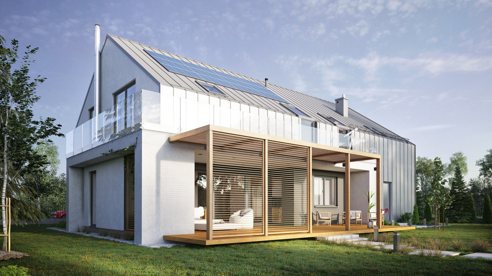 dom jednorodzinny architekt śląsk